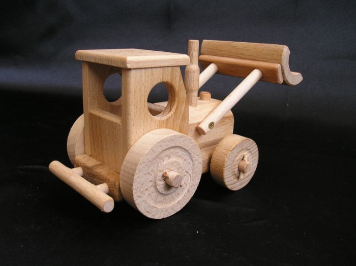 Traktor s radlicí