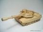 Hračka tank ze dřeva pro děti