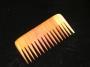 Dřevěný hřeben Athéna na vlasy