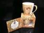 Dekorační hrnek malíř Alfons Mucha