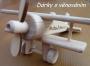 Letadlo s věnováním