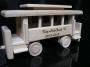 osobní vagon pro lokomotivu hračka