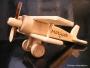 Malé letadlo pro děti se jménem