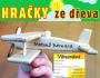 Letadlo, hračka s osobním věnováním