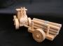 Dětský traktor pro kluky.