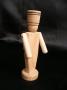 Dřevěný vojáček - hračky ze dřeva
