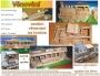 Buldozer - dřevěná hračka