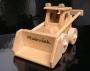 Zemědělský nakladač dárek hračka k narozeninám