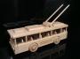 Trolejbus dárek pro řidiče trolejbusu