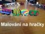 Inspirace pro rodiče - pomalujte si hračky