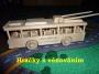 Trolejbus výrobky ze dřeva