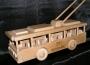 Trolejbus dárek k narozeninám pro řidiče