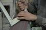 Česká ruční výroba rámů - bílá patina