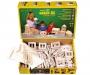 Stavebnice pro děti ze dřeva na hraní