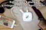 Svítilna do tašky s integrovanou powerbankou