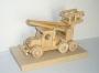 Auto dřevěné dárky k výročí a narozeninám pro muže