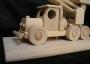 Auto dřevěné dárky