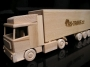 Kamion dárek pro řidiče kamionů s textem