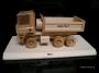 Tatra dřevěný vůz s logem, dárek, model