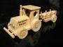 Traktor hračky