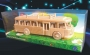 Hračky autobusy rto
