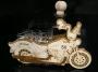 Motorka dárek chooper pro motorkáře