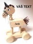 Dřevěný kůň, koník, koníček, hračka